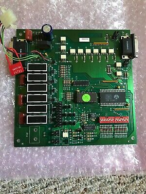 SMART candy crane Coin Operated Redemption arcade main pcb Board.