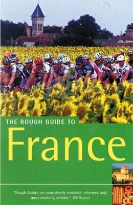 (Good)-France (Rough Guide Travel Guides) (Paperback)-Kate Baillie, Tim Salmom,