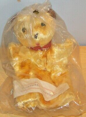 Vintage SOOTY / TEDDY Type Hand PUPPET MIP