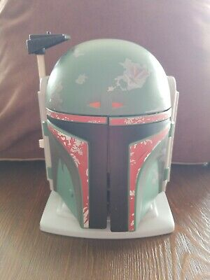 Star Wars Micro Machines Boba Fett  Head Toy 1995 Lewis Galoob, complete