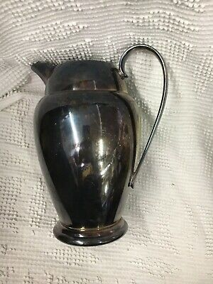 Meriden Silver Plate Co Water Pitcher