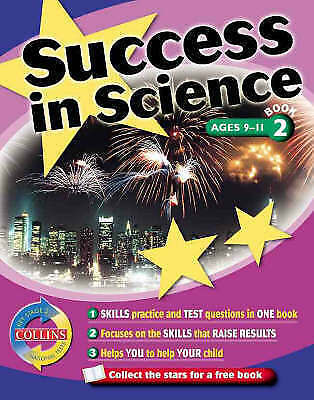Success In Science Book 2, Key Stage 2, Ages 9-11: Key Stage 2 National Tests Bk