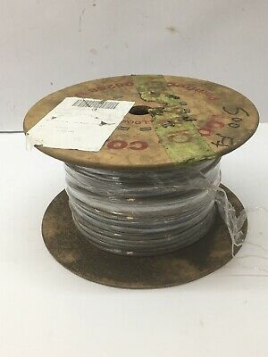 Wire Rope RS-67293530 - 1/8, 3/16, 500 ft.