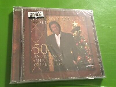 Johnny Mathis - Johnny Mathis Gold: A 50th Anniversary Christmas Celebration new