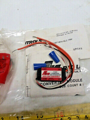 One Red Lion Controls VCMD/VCMD0000 NOS Voltage Converter Module 150-270V AC/DC
