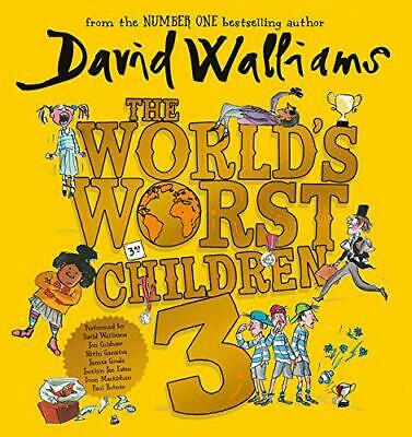 The World's Worst Children 3 by Walliams, David, NEW Book, FREE & FAST Delivery,