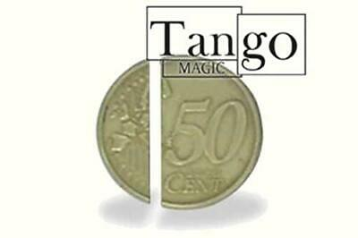 Magnetic Coin 0,50 /€ by Tango Magic