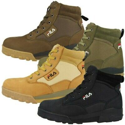 FILA GRUNGE II Mid Schuhe Outdoor Boots Men Hiking Stiefel