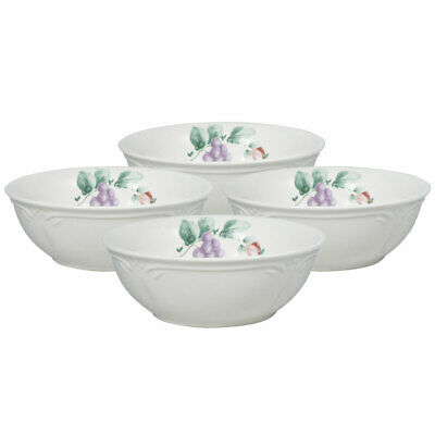 Pfaltzgraff Grapevine Set of 4 Soup Cereal Bowls