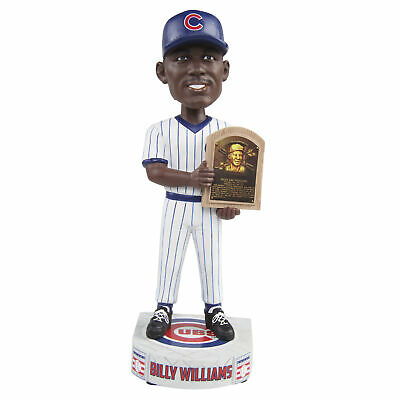 Billy Williams (Chicago Cubs) 2019 MLB Hall of Fame Bobblehead