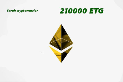 210,000 Ethereum-Gold Project (ETGP) MINING-CONTRACT ( ETGP ), Crypto Currency