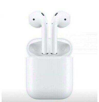Apple AirPods White MMEF2AM/A In Ear Wireless Bluetooth Headset