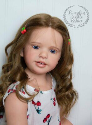 Custom order Nicole Natali Blick Reborn Doll Baby Girl or Boy Toddler Child
