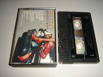 THE CARS GREATEST HITS Cassette Tape/