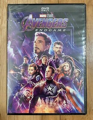 Marvel: Avengers Endgame DVD (2019) **GREAT DEAL** FREE SHIPPING**