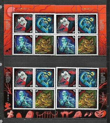 pk46296:Stamps-Canada #1668 The Supernatural 45 cent Plate Block Set - MNH