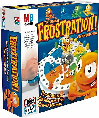 MB Games Classic Frustration Board Game - 2+ Players 6+ Years