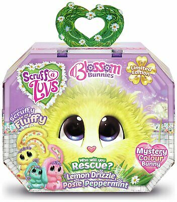 Scruff a Luvs Mystery Colour Rescue Pet Soft Toy - Bunnies