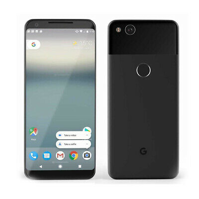 "New Sealed 6"" GOOGLE PIXEL 2 Pixel 2 XL, 4GB/64GB Factory UNLOCKED Android Phone"
