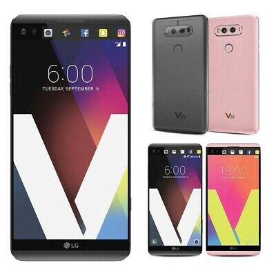 """New Sealed 5.7"""" LG V20 H910, 4GB/64GB Factory UNLOCKED Android Phone"""
