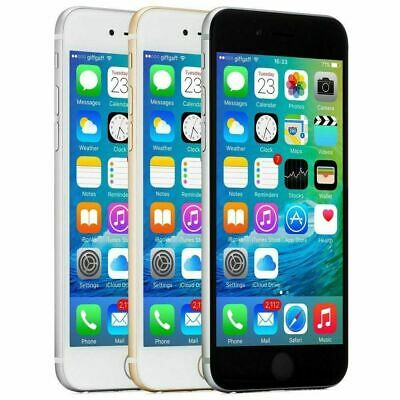 Apple iPhone 6 Plus - 16GB 64GB 128GB - Factory Unlocked Various Colours New