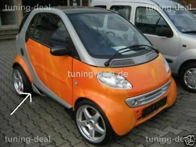 Tuning-deal Flaps passend für Smart Fortwo Seitenflaps Tuning (links+rechts)