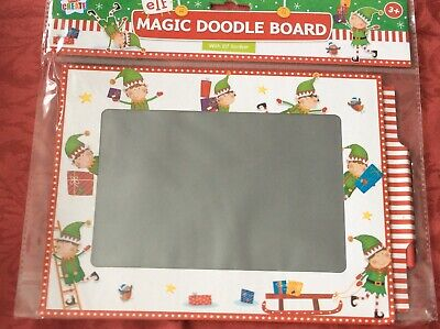 Magic Doodle Board For The Behavin Badly Elf Who Sits On The Shelf