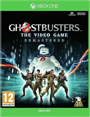 Ghostbusters: The Video Game Remastered Microsoft Xbox One 12+ years