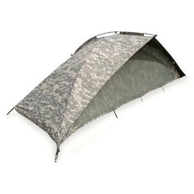 Improved Combat Shelter Tent Camp 1 person U.S. Military Surplus Army Issue Hunt
