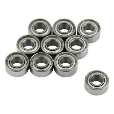 Miniature Remote Control Model RC Bearings - Metal Shielded or Rubber Sealed