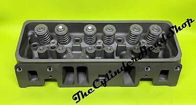 772 CYLINDER HEADS V-6 VORTEC 1996-2001 262CI PAIR OF 4.3 GM CHEVY 140
