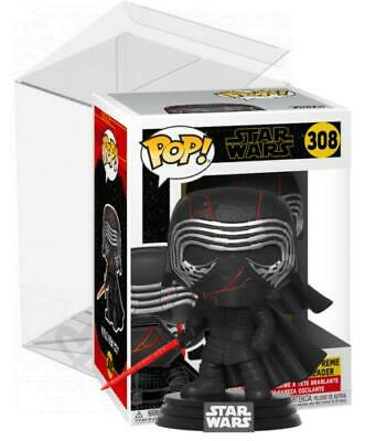 Funko POP! Star Wars - Rise of Skywalker - #308 Kylo Ren - W/Protector