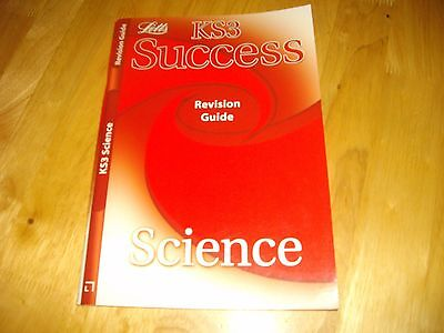 LETTS KEY STAGE 3 SUCCESS SCIENCE REVISION GUIDE KS3 QUESTIONS ANSWERS 2010 SATs
