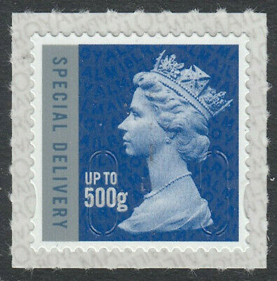 GB 2018 500G SPECIAL DELIVERY CODE M18L SBP2i SG.No.U3052 MNH From COUNTER SHEET