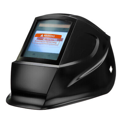 Large Vision Solar Power Automatic Dimming Welding Helmet Welding Window Mask