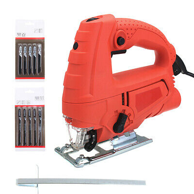 900W 220V Electric Saws Electric Scroll Sweep Saw Kit Wood Work Tools With Saw B