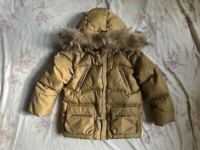 IL GUFO Mädchen Daunen Jacke Kapuze Gr.116 6 years girls winter down jacket hood
