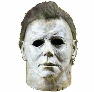 Michael Myers Halloween 2018 Latex Mask Trick or Treat