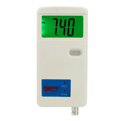 Purity PH Meter Digital Water Tester for Biology Chemical Laboratory 0.00-14.00P