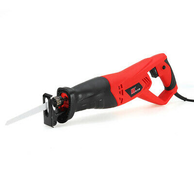 220V 900W Electric Reciprocating Sabre Saw 2 Blades Wood Metal Plastic Pruning T
