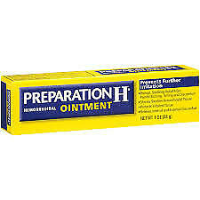 PREPARATION H OINTMENT (1+3)% TUB x 25 g