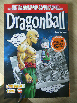 manga dragon ball édition collector grand format n°9,occasion