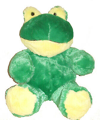 Unstuffed Frog Green Build Stuff Your Own Animal NeW