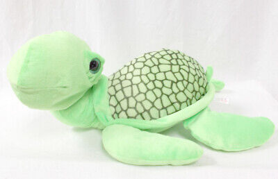Unstuffed Green Turtle Build Stuff Your Own Animal NeW