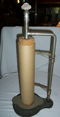 Vintage BUTCHER PAPER DISPENSER Country Store Fixture APPROX. 24 INCHES TALL