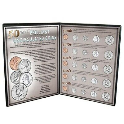 First Commemorative Mint 50 Years of Brilliant Uncirculated Coins