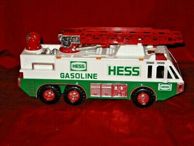 Hess Truck 1996 Emergency Truck Out of Box Working lights