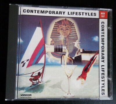 CD Peter Bento, Norman Candler – Contemporary Lifestyles MEDIA NM- COVER NM-