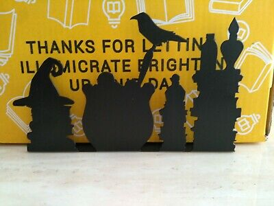 Illumicrate Fantasy Bookend - 2nd Part - Fable & Black