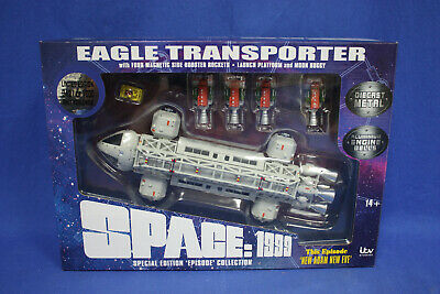 """Space 1999: Sixteen 12 Deluxe-Modell """"New Adam, New Eve"""" - ansehen ! (N1)"""
